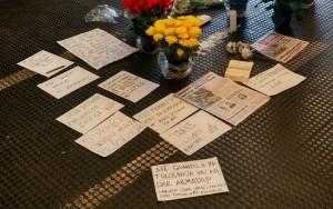 """""""Morreu dando a vida para outro"""", diz viúva de vendedor ambulante morto no Metrô"""