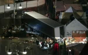 Estado Islâmico reivindica ataque de caminhão contra feira natalina em Berlim