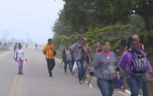 Roraima deporta 450 venezuelanos em situação irregular no Brasil