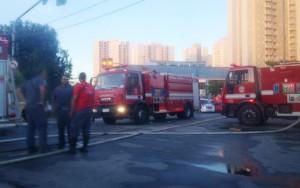 Incêndio em favela da zona leste de SP deixa cerca de 100 famílias desabrigadas