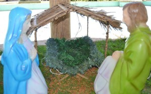 Imagem de menino Jesus é furtada de presépio em Mococa, no interior de São Paulo