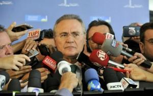 Presidente da OAB defende o afastamento imediato de Renan Calheiros no Senado