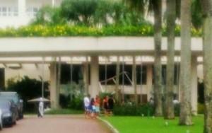 Explosão em hotel de Silvio Santos deixa pelo menos dois feridos no Guarujá (SP)