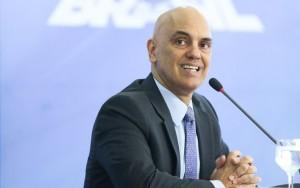 Posse de Alexandre de Moraes no Supremo será realizada no dia 22 de março