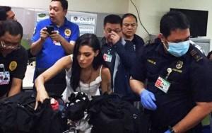 """""""Não vou ficar aqui 40 anos"""", diz brasileira presa por tráfico nas Filipinas"""