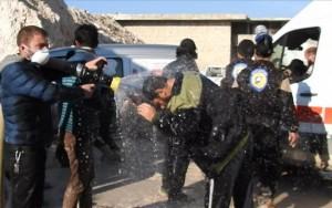 Ataque com gás químico mata ao menos 58 pessoas na Síria