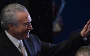 Michel Temer diz que casos de corrupção não irão paralisar o País