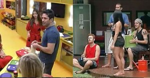 Panelinha do lado A no Big Brother brasil 9