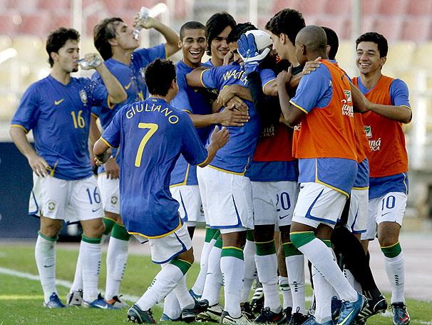 Brasil Sub 20: Brasil é Campeão Do Sul-Americano Sub 20