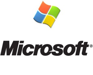 Microsoft sofre com a crise