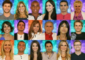 Participantes do big brother brasil 9