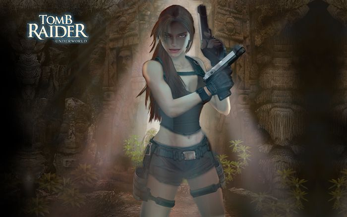 Novo Tomb Raider: Underworld