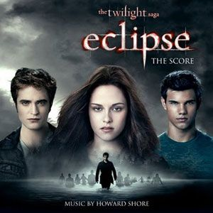 Veja capa do CD com trilha sonora do filme Eclipse