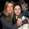 Courteney Cox agradece Jennifer Aniston por apoio na separação