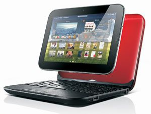 Tablet 'transformer' da Lenovo vai rodar Android e Windows 7