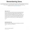 Em homenagem a Jobs, Apple recebe mais de 1 milhão de mensagens