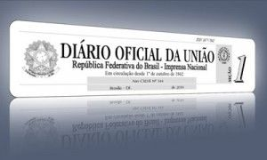 Publicada no Diário Oficial a portaria que define documentos secretos do Estado