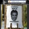 Após acusações, John Travolta vira motivo de piada em Los Angeles