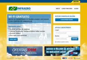 site-infraero-cadastro-wi-fi