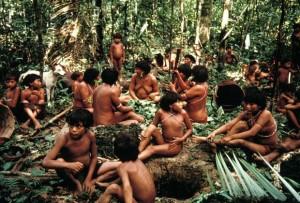 tribo-ianomami