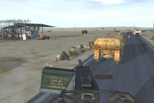 game de treinamento para exército