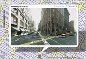 Google Maps ajuda Santa Catarina