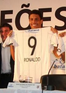 ronaldo nova camisa